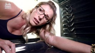 Cory Chase in Hot Step Mom Fucked in the Ass While Stuck in the Oven xxx