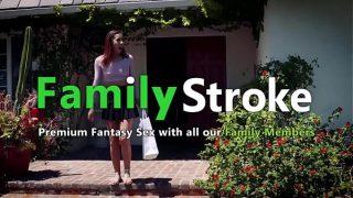 Exotic d.'s r. on Daddy: Full HD FamilyStroke.net