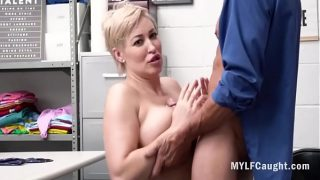 MILF Ryan Keely f. By Cop For Anal
