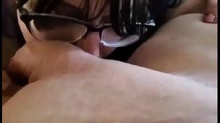 Nice blowjob
