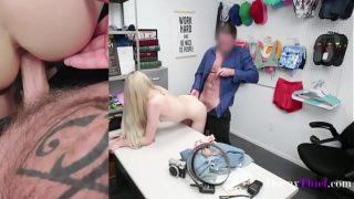 Old Cop f. Fucks Teen Pussy- Lily Larimar