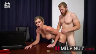 s. a. Hot Blonde Mom – Cory Chase The New Wife